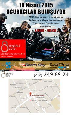 Bu haftasonu Marintek ve Sport City sponsorluğunda Cafe 8 İstanbul'da buluşuyoruz.   #SportCity #Marintek #Cafe8 #Cafe8İstanbul