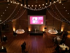 Brass Victorian chandeliers, custom made by Get Lit, Special Event Lighting.