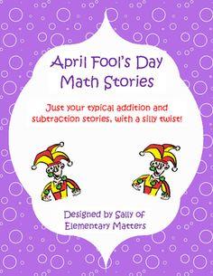April Fools Day Math