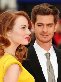 10 Pix That Prove Emma Stone And Andrew Garfield Are Actually Perfect Together