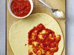 Tomatensoße für Pizza | LECKER