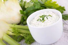 Salsa de Yogur Te enseñamos a cocinar recetas fáciles cómo la receta de Salsa de Yogur y muchas otras recetas de cocina..