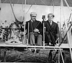 President Theodore Roosevelt, the first U.S. president to ride in an airplane, went airborne in 1910 at St. Louis' Kinloch Airfield. Initially, the area now known as Lambert-St. Louis International Airport was a balloon launch location called Kinloch Field. www.stlarchs.org