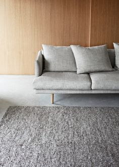 Pumice Sierra - Armadillo Floor Rug from Curious Grace Waiting area furniture & floor rug Ivy House, Home And Living, Living Room, Living Area, Soft Furnishings, Rugs Online, Armadillo, Floor Rugs, Room Inspiration