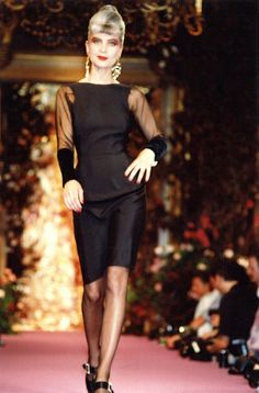 Christian Lacroix Haute Couture Fall-Winter 1989 | Flickr - Photo Sharing!