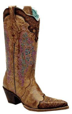 Love cowboy boots.