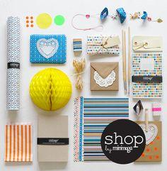 Minimega is een walhalla voor papier- & stationery liefhebbers