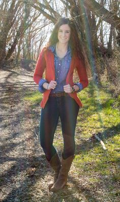 Country Hipster | How to Wear Cowboy Boots to Work