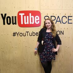 First time at the YouTube Space!