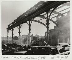 Mark Strizic. 'Eastern Market Destruction - 1' 1960