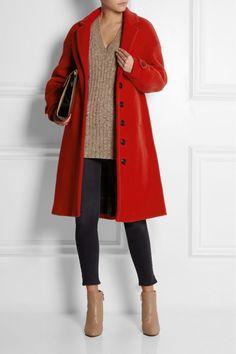 Модные цвета пальто 2015. Добавь яркости!