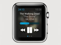 Apple Watch Video Player
