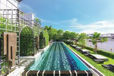 The Siam Hotel es una exquisita propiedad boutique con 39 suites.