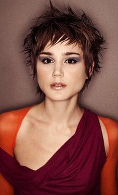 hair styles for heavy coupe courte femme ras 233 derri 232 re et devant 8472