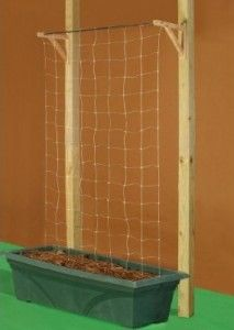 vertical garden DIY-maybe for green beans. also, other pics of vertical garden systems
