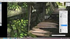 Painting Environments _ Tutorial by Jesus Conde