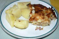 Jak připravit chutný, zapečený květák s bešamelem a sýrem recept   Navodynapady.cz Macaroni And Cheese, French Toast, Breakfast, Ethnic Recipes, Food, Morning Coffee, Mac And Cheese, Essen, Meals