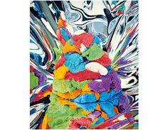 Jeff Koons, Play-Doh, 1995–2007  Art Experience NYC  www.artexperiencenyc.com