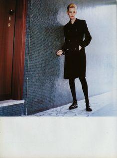 Basile Fall/Winter 1996/97 Vogue Italia September 1996 Photo Malena Mazza  Model Amy Wesson