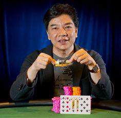 David Chiu gana su 5to brazalete en el Evento