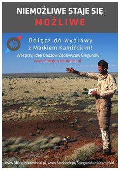 Marek Kamiński, Polish polar explorer on the #caminodesantiago #camino https://www.pinterest.com/3biegun/
