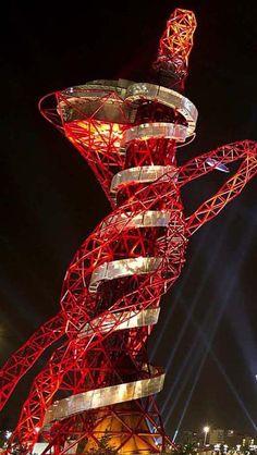 Olympic Stadium, London, UK, #architecture - ☮k☮