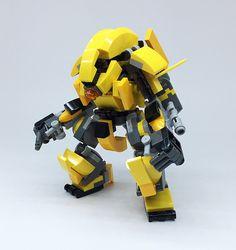 LEGO Robot Mk-3 by Mitsuru Nikaido