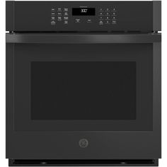 Prepare your favorite packaged foods to perfection with the addition of this excellent GE Smart Single Electric Wall Oven Self-Cleaning in Black. Cleaning Oven Racks, Self Cleaning Ovens, Steam Cleaning, Heavy Duty Racking, Electric Wall Oven, Best Appliances, Interior Lighting, Home Depot, Colorful Interiors