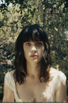 Zooey Deschenel - she is so amazing.  I want this HAIR BY SUMMER!!!!