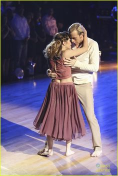 Riker lynch body after dancing with the stars | Riker Lynch & Allison Holker's DWTS Semi-Final Dances Are Even More ...