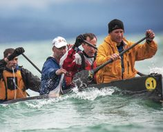 Skills: How to Canoe in Waves and Swell