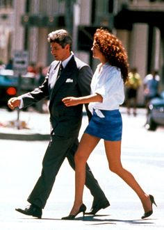 La melena de Julia Roberts en Pretty Woman