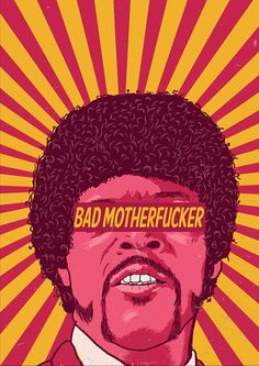 ilustrações pop cartoon mad mari bad motherfucker