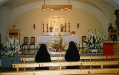Divinas Vocaciones Religiosas: 160. Hermanas de Jesús Paciente