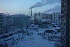 Helen Lloyd - Winter Biking Yakutia - Neriyungri to Yakutsk - Alpkit