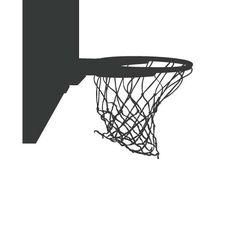 Basketball Hoop Vinyl Wall Decal  Sports  Boys Room by CadyDesignz, $16.00