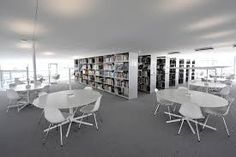 Image result for futuristic library