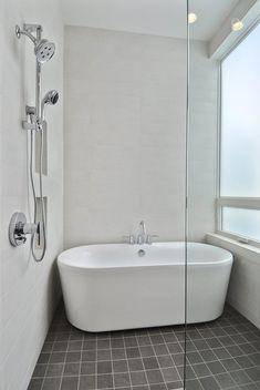 Bathtub and shower system |     |