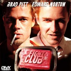 I love Fight Club. End of story. Film Music Books, Music Tv, Great Films, Good Movies, Awesome Movies, Urban Movies, Fight Club 1999, Love Fight, Edward Norton