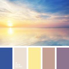 Цветовая палитра №1627