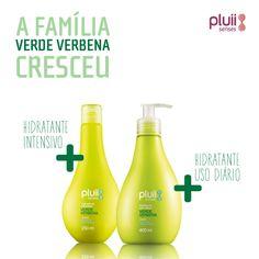 A família cresceu! =) #Verdeverbena