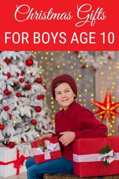 An amazing list of Christmas gift ideas for the 10 Year Old Boy Christmas Gifts For 10 Year Olds, Christmas Toys, Science Kits For Kids, Cool Toys For Boys, Tween Gifts, 10 Year Old Boy, Old Boys, Holiday Gift Guide, 10 Years