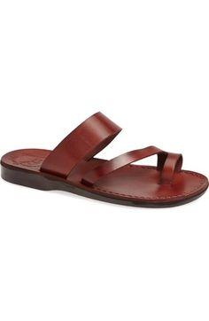d9c150ae1cb25e Jerusalem Sandals  Zohar  Leather Sandal (Men)