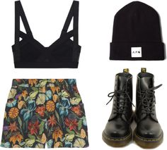 """""""Untitled #140"""" by everyonewishestheriches ❤ liked on Polyvore"""