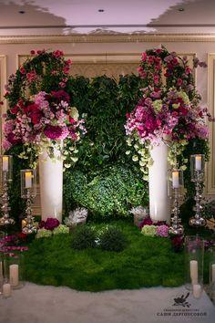 Сайт свадебного агентства Саши Дергоусовой - Галерея - Райский сад