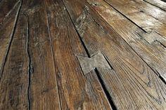 Kährs Parkett Da Capo Eiche Unico Country Altholzdesign Schwalbenschwanzdübel Landhausdiele 1-Stab natur-geölt Bild 2