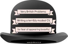 Must-read blog: Overcoming the 'cringe' factor: 7 modesty-busting strategies for writing your own #CV - http://www.giraffecvs.co.uk/overcoming-the-cringe-factor-7-modesty-busting-strategies-for-writing-your-own-cv/