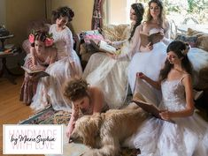 Are you looking for a dress that is different from the rest? Los Angeles California, Southern California, Handmade Wedding Dresses, Bohemian Style Dresses, Afghan Hound, You Look, Dress Making, Wedding Events, Flower Girl Dresses