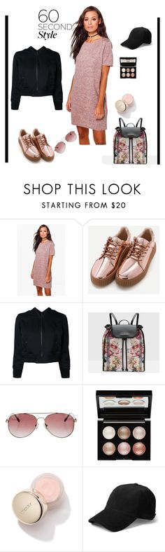 """""""*60-Second Style: The T-Shirt Dress Contest*-Set#1"""" by sassy-elisa ❤ liked on Polyvore featuring Boohoo, Rito, Ted Baker, Anine Bing, Witchery, tshirtdresses and 60secondstyle"""