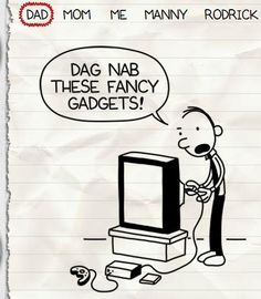 Diary of a wimpy kid day 1do you want to hook a reluctant reader diary of a wimpy kid gregs dad who doesnt know that much about solutioingenieria Choice Image